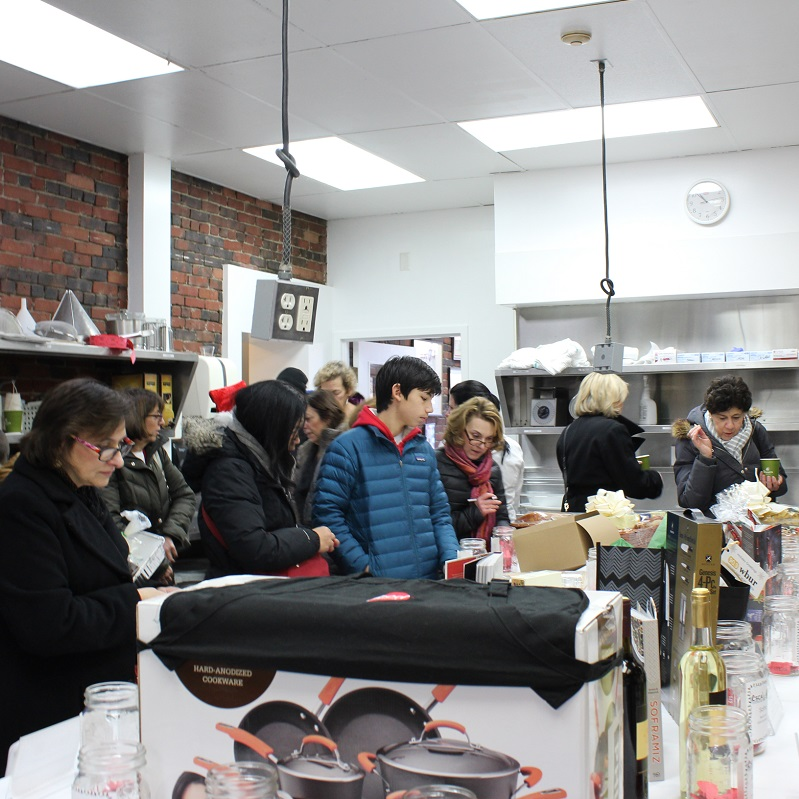 22017 Bake Sale Raffle