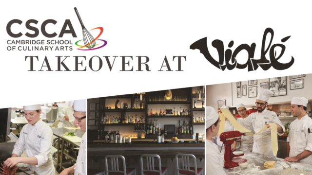 CSCA Take Over at Viale Facebook Event Image